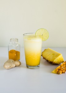 Pineapple-Smoothie